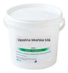 Vazelína 100% čistá 1000 ml